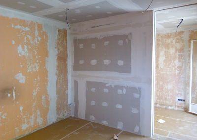 Pintar piso gracia