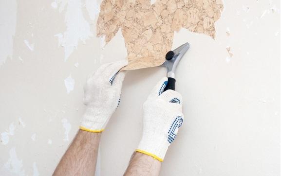 Retirar paper parets